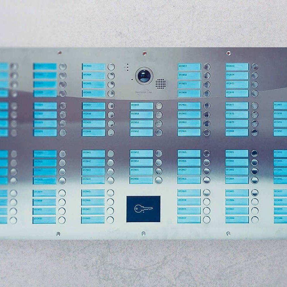 Intratone GmbH, Gegensprechanlagen, Video-Gegensprechanlagen
